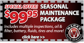 Coupon: Special Offer on our Seasonal Maintenance Package!